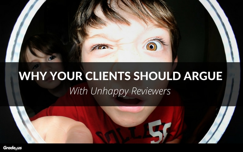 Why Your Clients Should Argue