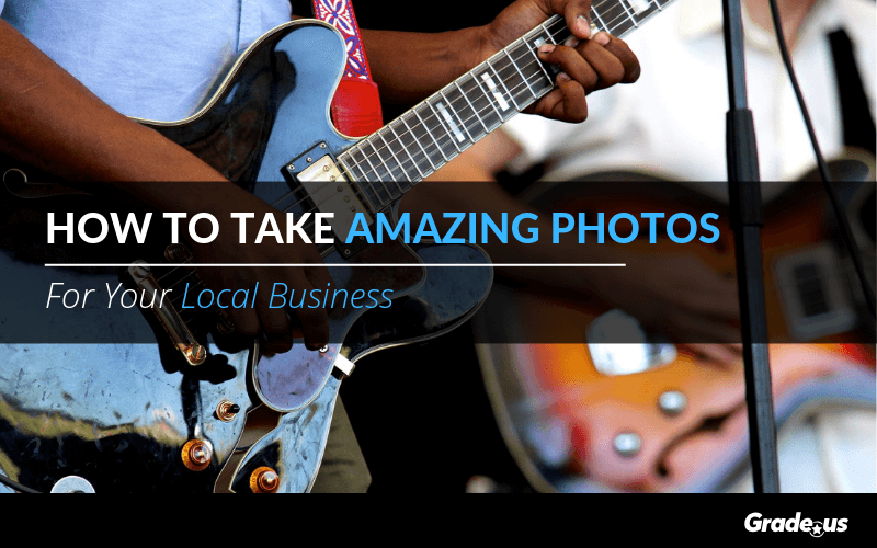 how to take amazing business photos
