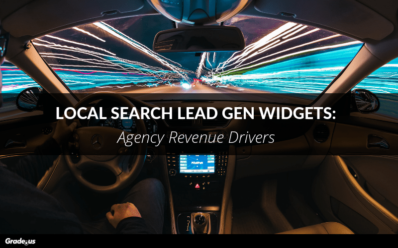 agency lead gen widgets