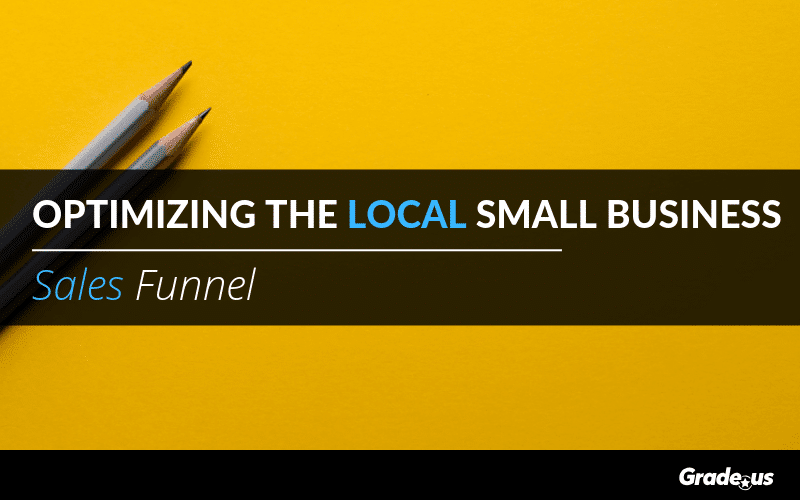 local small business sales funnel